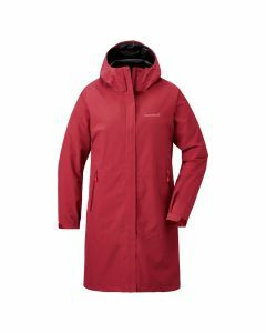 Montbell Womens Rambler Raincoat