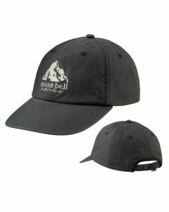 Montbell Cotton Canvas Cap