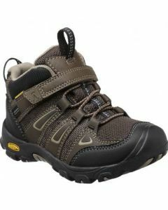 Keen Kids Oakridge Mid WP Boot - Brown Brindle