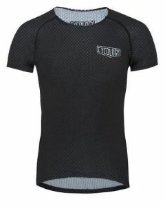 Cycology Men's Base Layer - Black