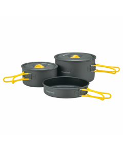 Montbell Alpine Cooker 14+16 Pan Set