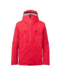 Macun Jacket - Scarlet
