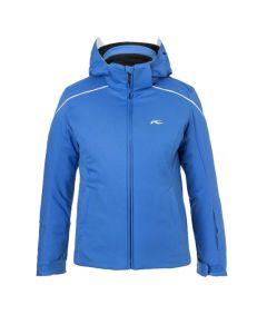 Kjus Girls Formula Jacket Strong Blue