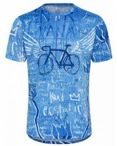 Cycology Mens Technical T-Shirt - Nirvana