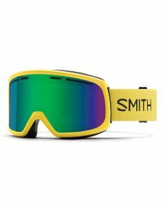 Smith Range Goggle-Citron-Green Mirror