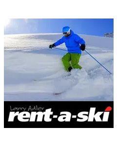 Rentaski Ski Package Gold