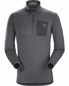 Arc'teryx RHO AR Zip Neck - Pilot