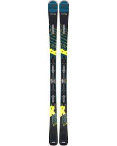 Rossignol React R8 HP Ski + NX 12 GW Binding 2020