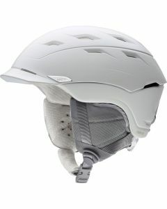 Smith Womens Valence Helmet - Satin White