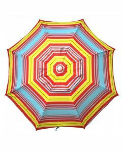 Shelta Cottlesloe Beach Umbrella Red Yellow