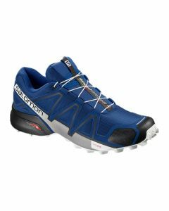Salomon Mens Speedcross 4 - Blue/Black/White