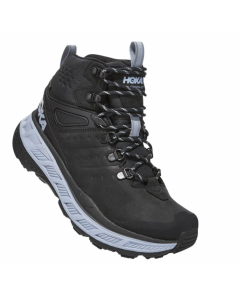 Hoka One One Womens Stinson Mid Gore-Tex - Anthracite / Heather