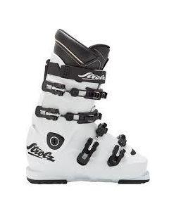 Strolz Racing Ski Boot White