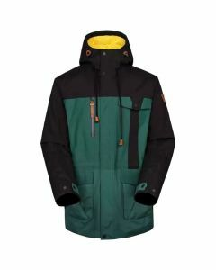 Tittallon Board Jacket - Green Melange