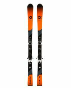 Volkl Deacon XT Ski + VMotion 10 GW Binding 2020