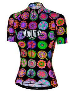 Cycology Womens Jersey - Cycodelic