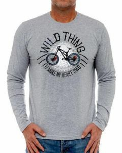 Cycology Mens Wild Thing Long Sleeve Tee