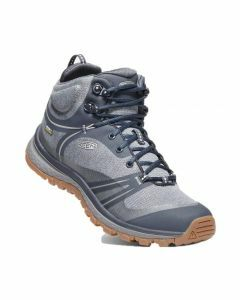 KEEN Women's Terradora Mid WP Blue Nights/Blue Mirage