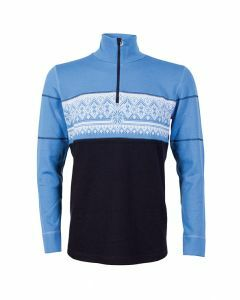 Dale of Norway Rondane Skivvy - Navy/Sky