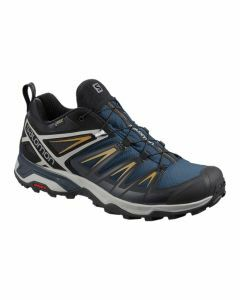Salomon Mens X Ultra 3 GTX - Sargasso Sea/Dark Sapphire/Bistre