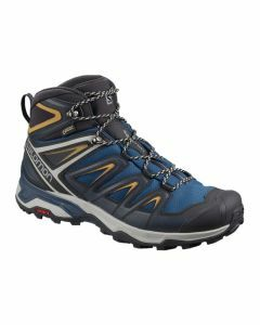 Salomon Mens X Ultra 3 Mid GTX - Sargasso Sea/Dark Sapphire/Bistre