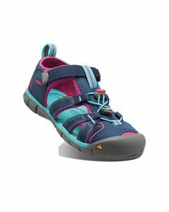 Keen Youth Seacamp II CNX Sandal Poseidon/Very Berry