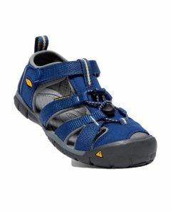Keen Youth Seacamp II CNX Sandal Blue Depths/Gargoyle