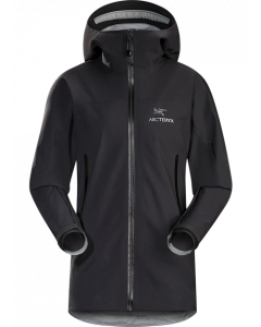 Arc'teryx Womens Zeta AR Jacket - Black