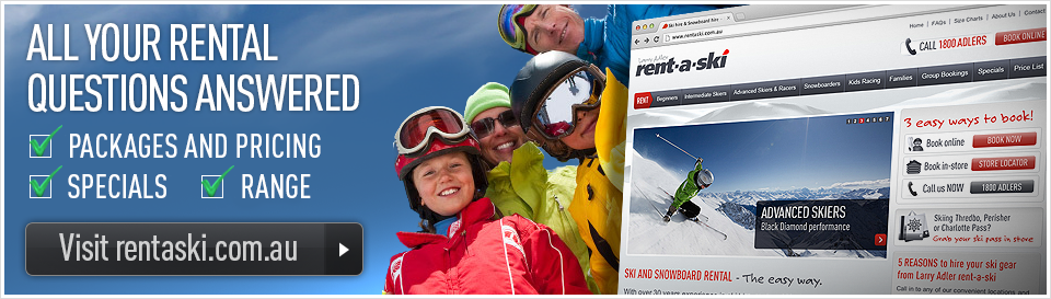 Ski Hire for families